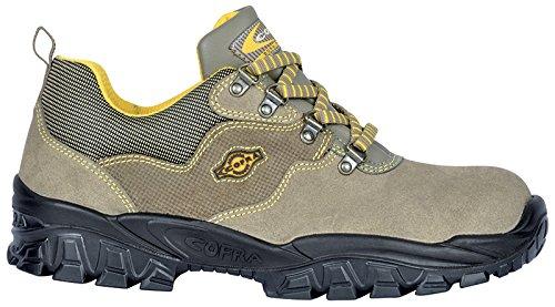 """Cofra NT150–000.w38Größe 38S1P SRC """"New Adige Sicherheit Schuhe–Beige"""