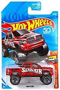 Amazon Com Hot Wheels 2018 50th Anniversary Hw Hot Trucks