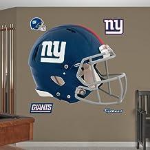 Fathead 11-10068 Wall Decal, New York Giants Revolution Helmet