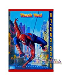 Spiderman 2 Thank You Notes BOBEBE Online Baby Store From New York to Miami and Los Angeles