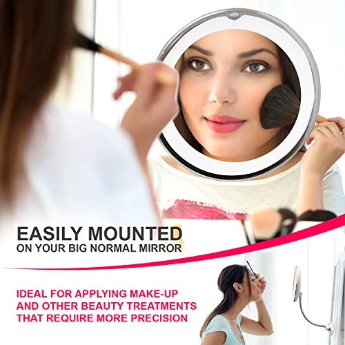 Buy the best magnifying makeup mirror