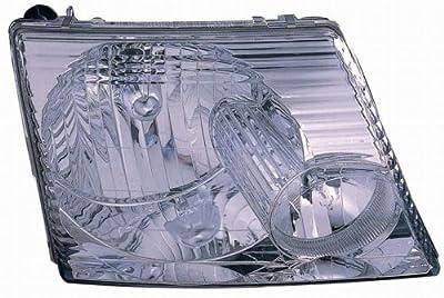 2002-2005 (2003 2004 02 03 04 05) Ford Explorer Headlight Assembly - Passenger Side