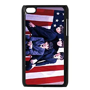 DIY Phone Case YU-TH43295 for Ipod Touch 4 w/ The Beatles by Yu-TiHu(R)