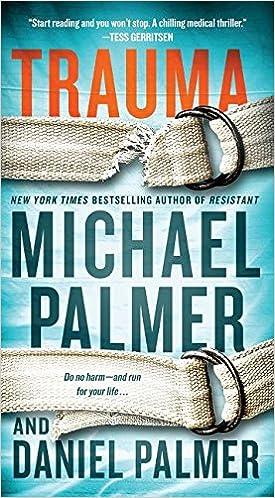 Michael Palmer, Daniel Palmer - Trauma Audiobook Free