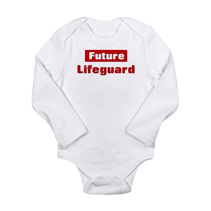 Amazon.com: CafePress – Futuro órgano de Lifeguard – Traje ...