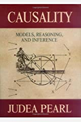 Causality: Models, Reasoning, and Inference Hardcover