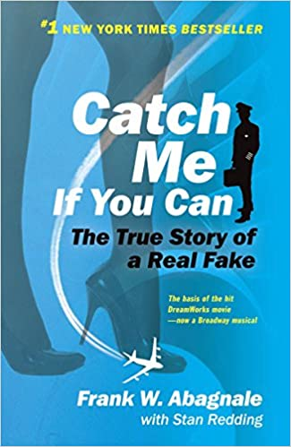 Image result for catch me if you can book