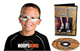Pistol Pete Maravich Dribbling DVD & Dribble Goggles - DVD & Training Aid - You'll Have All The Drills You Need To Become A Great Dribbler Like Pete Maravich - Learn Fun And Cool Drills