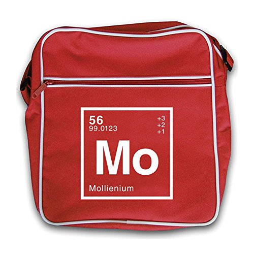 Bag Periodic Dressdown Red Element Flight Mollie Retro 6Xwx4wa7qg