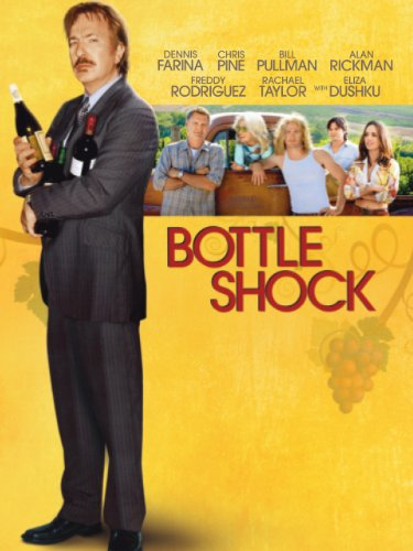bottle shock blu ray - 2