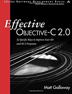 Programming in objective c 6th edition developers library effective objective c 20 52 specific ways to improve your ios and os x fandeluxe Image collections