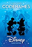 USAopoly CE004-000 Disney Family Edition Codenames Card Game, Multi-Colored