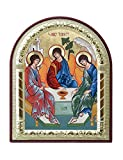FengMicon Russian Orthodox Icons Holy Trinity