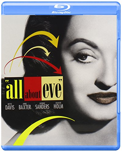 Blu-ray : All About Eve (Black & White, Full Frame, , Dubbed, Dolby)