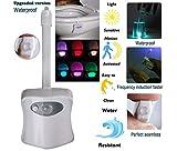The Original Toilet Night Light Gadget, Fun