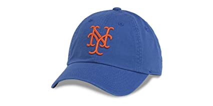 Image Unavailable. Image not available for. Color  MLB Authentic New York  Mets Ballpark Royal Adjustable Cap b19577c94f5c