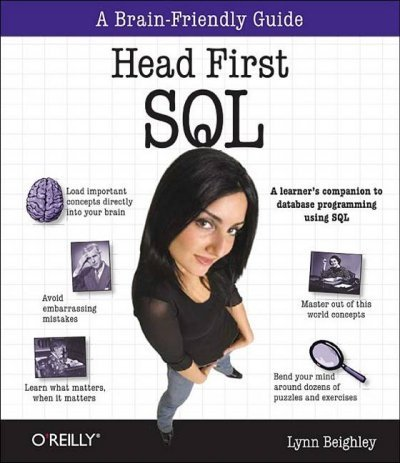 [(Head First SQL )] [Author: Lynn Beighley] [Sep-2007]