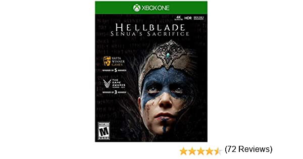 Hellblade: Senuas Sacrifice for Xbox One [USA]: Amazon.es: Microsoft Corporation: Cine y Series TV
