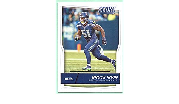 fb0657b2e Bruce Irvin 2016 Score #291 - Seattle Seahawks at Amazon's Sports  Collectibles Store