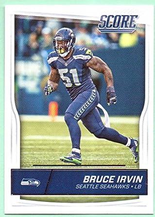 a7304107c Bruce Irvin 2016 Score #291 - Seattle Seahawks at Amazon's Sports ...