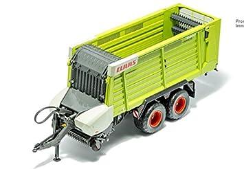 Remolque Claas Cargo 8400 2-axle 1: 32, USK scalemodels ...