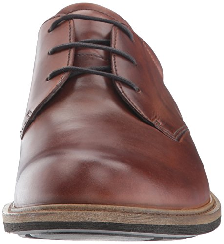 ECCO Men's Findlay Plain Toe Tie Oxford, Cognac, 42 EU / 8-8.5 US by ECCO (Image #4)