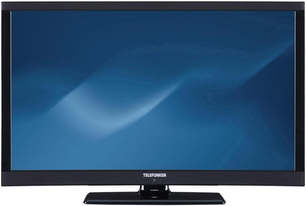 Telefunken L22F275A3D 56 cm (22 Pulgadas) de TV (Full HD, Triple sintonizador, Reproductor de DVD): Amazon.es: Electrónica