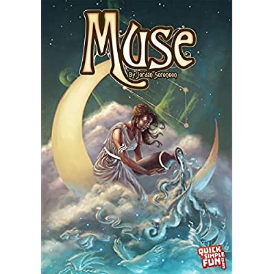 QSF Games, LLC Muse CARD Game: Toys & Games
