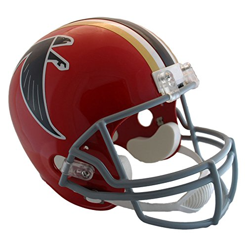 (Riddell Atlanta Falcons 66-69 Officially Licensed Replica Throwback Football Helmet)