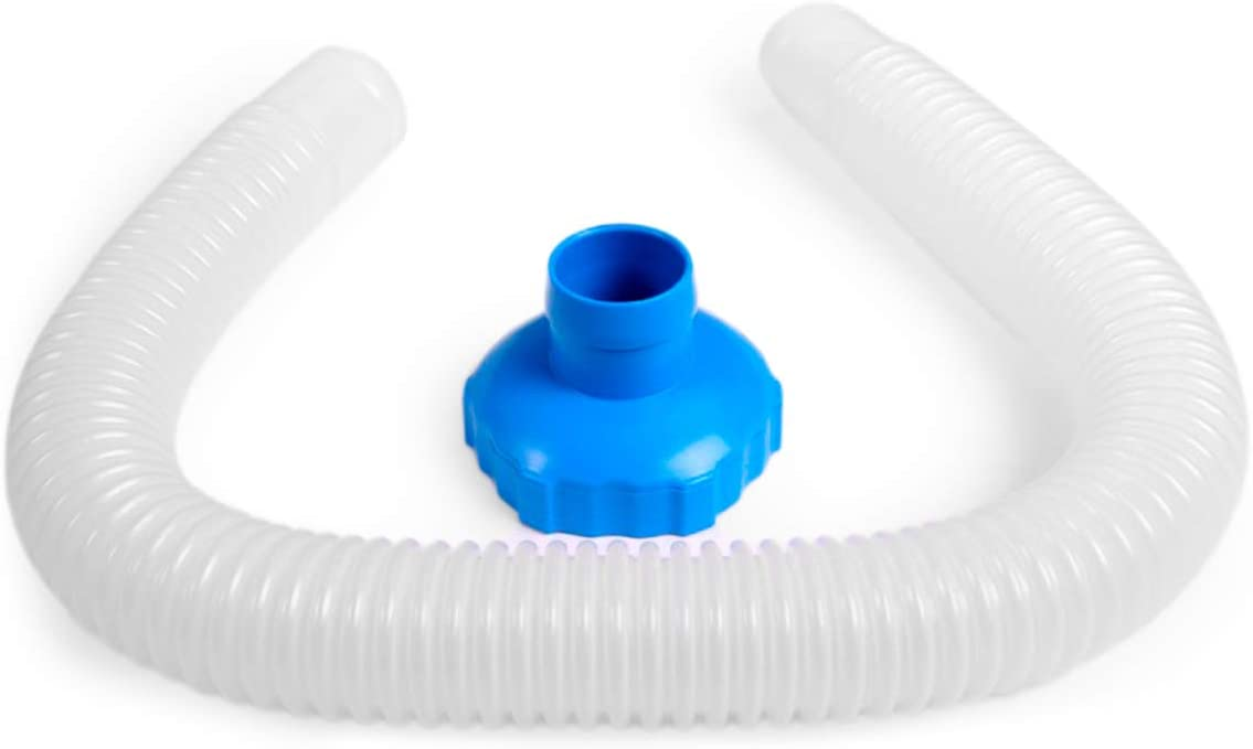 Intex 25016 Above Ground Pool Skimmer Hose and Adapter B Replacement Part Set: Garden & Outdoor
