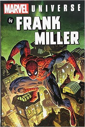 Amazon com: Marvel Universe by Frank Miller Omnibus
