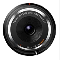 Olympus BCL-0980 - Objetivo para micro cuatro tercios 9mm