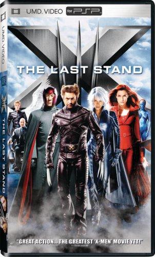 X-Men: The Last Stand Reino Unido UMD Mini para PSP: Amazon ...