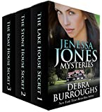 Jenessa Jones Mysteries Boxed Set
