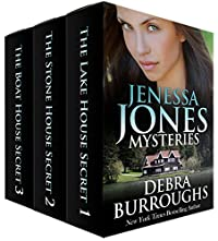 Jenessa Jones Mysteries Boxed Set by Debra Burroughs ebook deal