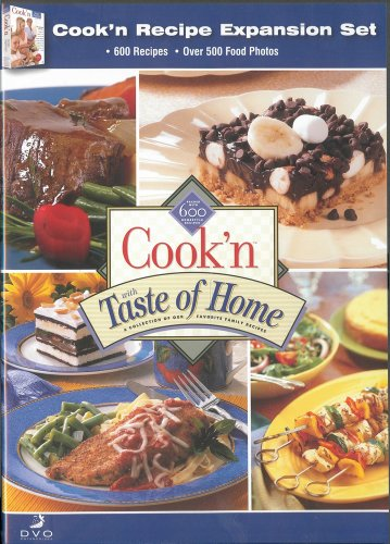 Cook'n with Taste of Home (600 Favorite Family Recipes)
