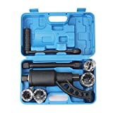Yontree Torque Multiplier Set Wrench Lug Nut Lugnuts Remover Labor Saving Heavy Duty