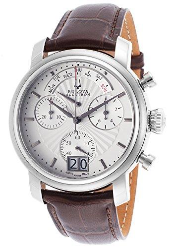 Bulova Accutron Amerigo Men's Quartz Watch 63C108