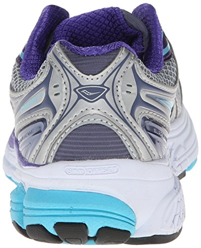 Omni Running Shoe Women's 13 Blue Silver Purple Saucony HqOt5v