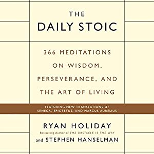 Amazon.com: The Daily Stoic: 366 Meditations on Wisdom
