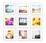 Golden State Art, Smartphone Instagram Frames Collection, Pack of 9, ...
