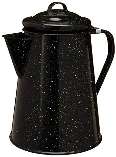 Granite Ware F6006-1 Coffee Boilers, Graniteware, 100 oz (Metal Coffee Pot)