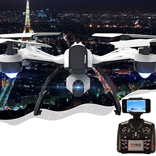 JXD 509W- Rc Drone with HD Live Camera Smartphone WIFI Real-Time Transmission by JXD 509W