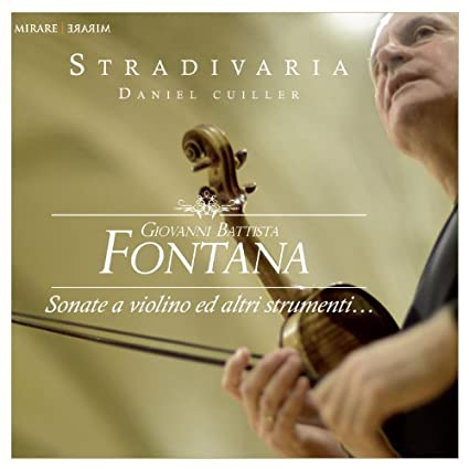 Fontana: Sonatas Nos.1-8 by Daniel Cuiller, Stradivaria (2014-04-08)