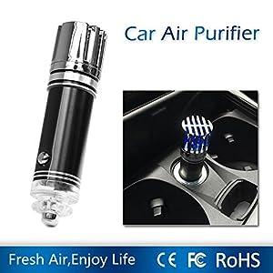 Amazon Com Car Air Purifier Ionizer Air Cleaner Car