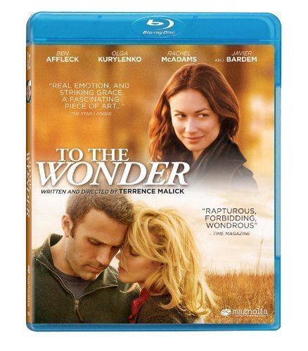 To the Wonder [Blu-ray] by Magnolia Home Entertainment by Terrence Malick