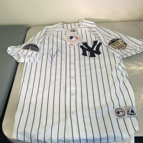 Alex Rodriguez Signed Autographed New York Yankees Jersey PSA DNA MLB - Memorabilia Mlb
