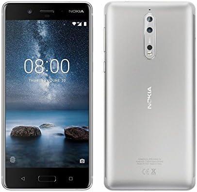 Nokia 8 TA-1004 64GB/4GB Dual Sim-Steel (plata) - Fábrica ...
