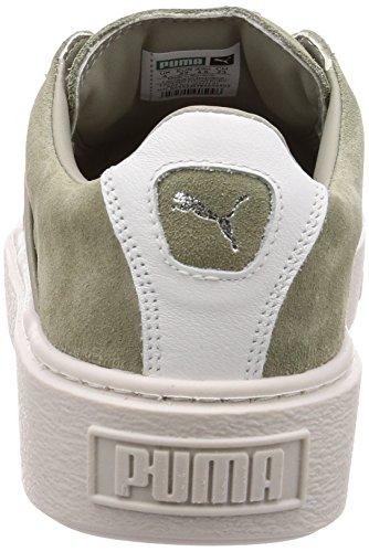 Bianco Platform Puma X 01 Donna Sneaker 7xWxAqBnw