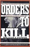 Orders to Kill, William F. Pepper, 0446673943